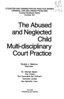 The Abused and Neglected Child Book