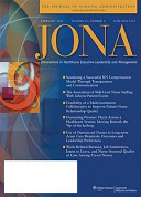 The Journal of nursing administration.
