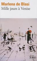 Mille jours à Venise ebook