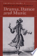 Themes in Drama: Volume 3, Drama, Dance and Music