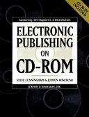 Electronic Publishing on CD-ROM