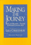 Making the Journey Book