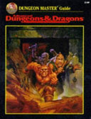 Dungeon Master Guide for the AD D Game