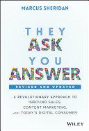 They Ask, You Answer [Pdf/ePub] eBook