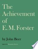 Achievement Of E M Forster