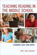 Teaching Reading in the Middle School Pdf/ePub eBook