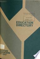 Education Directory Education Associations