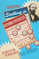 Stalking The Riemann Hypothesis