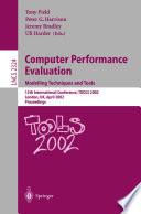 Computer Performance Evaluation