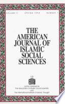 American Journal Of Islamic Social Sciences 11 1