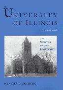 The University of Illinois  1894 1904