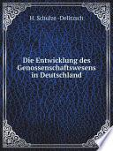 Die Entwicklung des Genossenschaftswesens in Deutschland