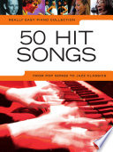 Really Easy Piano: 50 Hit Songs Pdf/ePub eBook
