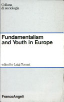 Fundamentalism and Youth in Europe
