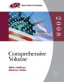 West Federal Taxation 2008: Comprehensive Volume, Professional Version