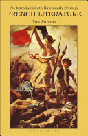 Introduction to Nineteenth-Century French Literature