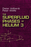 The Superfluid Phases of Helium 3