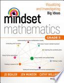 Mindset Mathematics Visualizing And Investigating Big Ideas Grade 5 Book