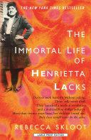 The Immortal Life of Henrietta Lacks Book