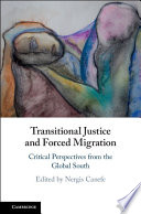Transitional Justice and Forced Migration  Critical Perspectives from the Global South