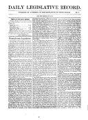 Legislative Record