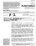A E C Automation Newsletter
