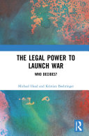 The Legal Power to Launch War Pdf