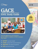 GACE ESOL Study Guide