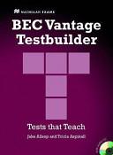 BEC Vantage Testbuilder