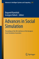 Pdf Advances in Social Simulation Telecharger