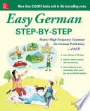 Easy German Step by Step