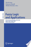 Fuzzy Logic And Applications Book PDF