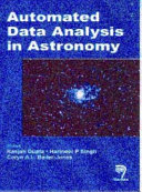 Automated Data Analysis in Astronomy