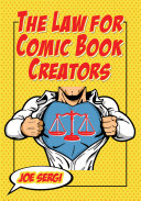 The Law for Comic Book Creators