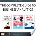 The Complete Guide To Business Analytics Collection