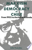 Marxism and Democracy in Chile