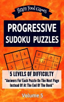 Progressive Sudoku Puzzles
