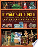 The Utterly, Completely, and Totally Useless History Fact-O-Pedia