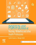 Cover of Portfolios for Nursing, Midwifery and Other Health Professions, 4th Edition