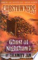 Ghost Of Nighthawk Book