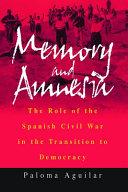 Pdf Memory and Amnesia