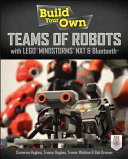 Build Your Own Teams Of Robots With Lego Mindstorms Nxt And Bluetooth  Book PDF