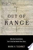 Out of Range Book