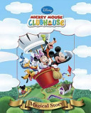Disney Junior Mickey Mouse Clubhouse Magical Story