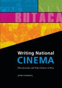 Writing National Cinema