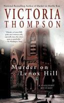 Pdf Murder on Lenox Hill Telecharger