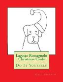 Lagotto Romagnolo Christmas Cards