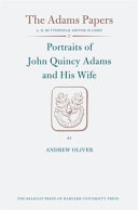 Portraits of John Quincy Adams and His Wife