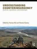 Understanding Counterinsurgency Warfare