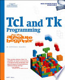 Tcl Tk Programming for the Absolute Beginner